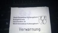 Parkgebühren Ostseebad Kühlungsborn